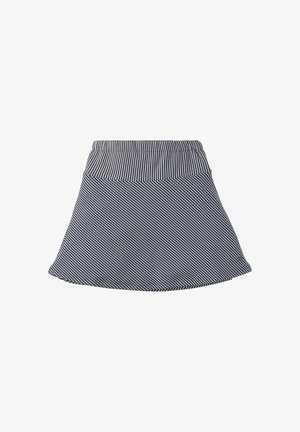 A-line skirt - peacoat blue