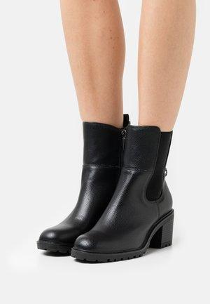 MAYO - Korte laarzen - black