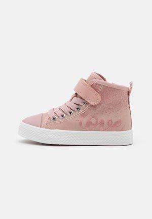 CIAK GIRL - Zapatillas altas - rose