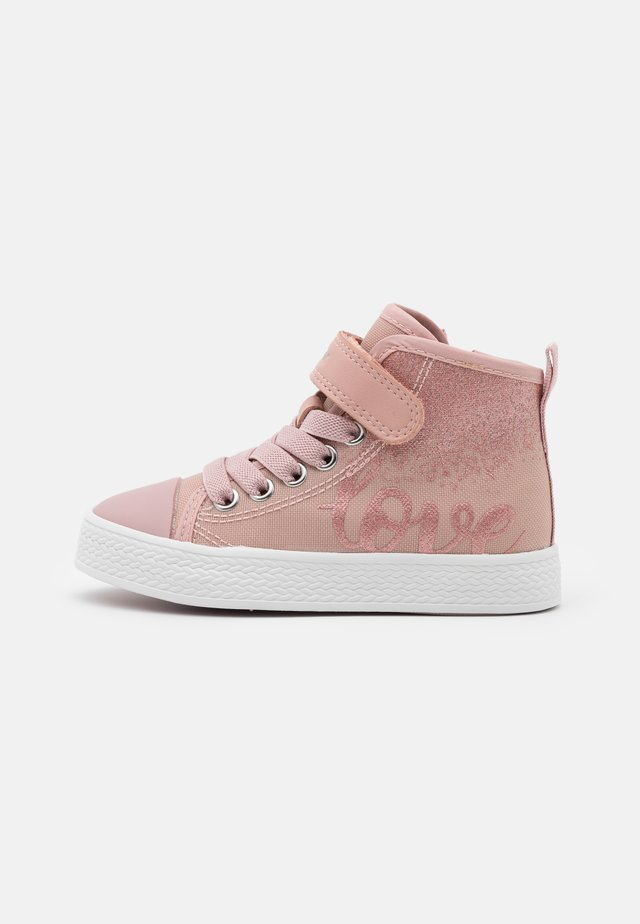 CIAK GIRL - High-top trainers - rose