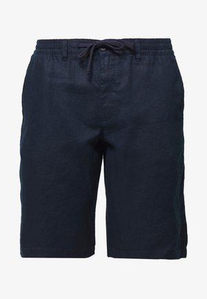 BERMUDA LINO - Shorts - dark blue