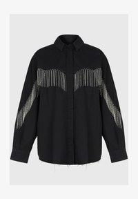 AllSaints - SANDRA JAINE  - Button-down blouse - black - 2