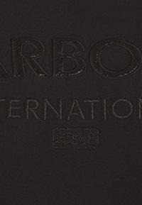 Barbour International - ECLIPSE OVERLAYER - Sweatshirt - black - 8