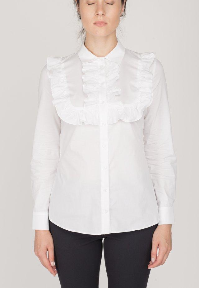 EALING - Camisa - white