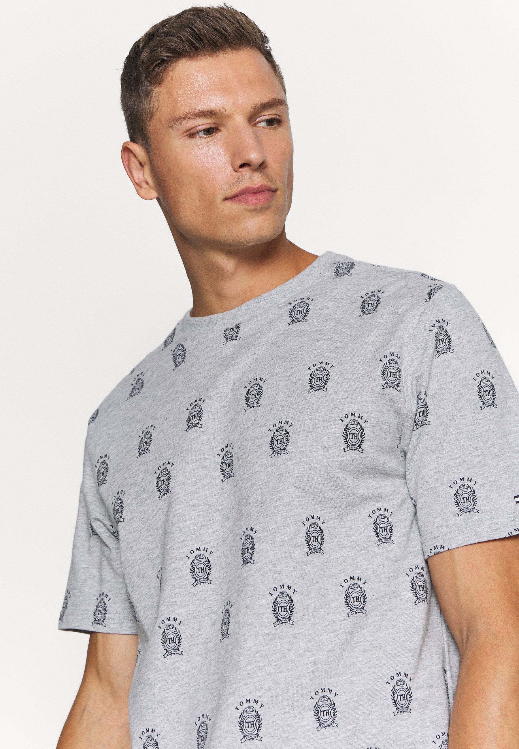 Men TEE ALL OVER PRINT COOL - Pyjama top