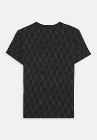 adidas Originals - TEE - T-shirt imprimé - black - 1