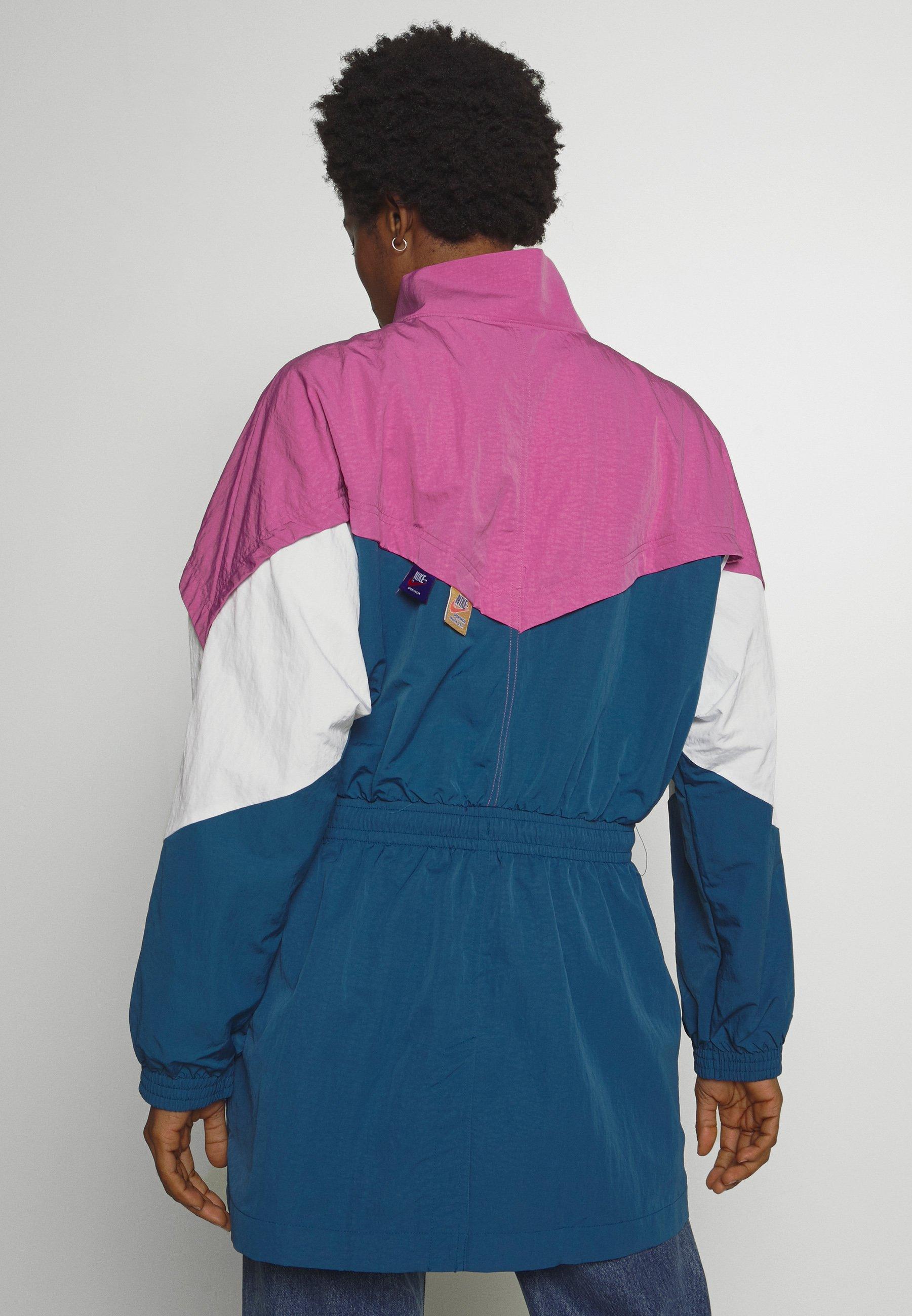 Nike Sportswear TRACK - Parka - cosmic fuchsia - Manteaux Femme eDqEM