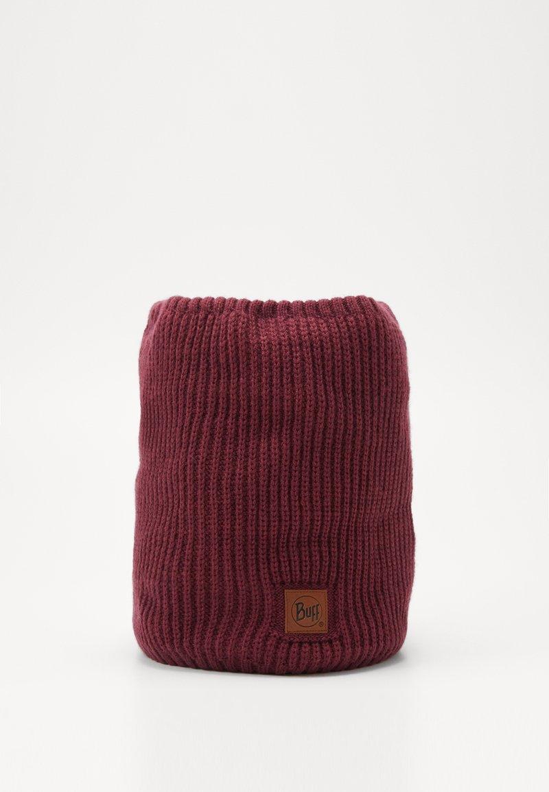 Buff - NECKWARMER - Hals- og hodeplagg - rutger maroon