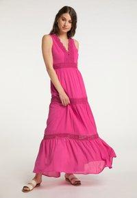 IZIA - Maxi dress - pink - 1