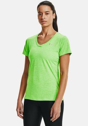 TECH TWIST - Sports shirt - summer lime