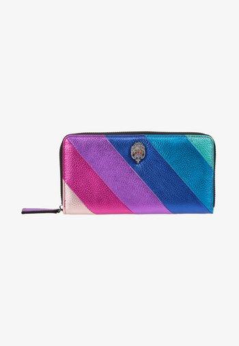 ZIP AROUND WALLET EAGLE - Portafoglio - multi-coloured