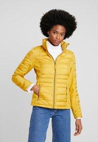 s.Oliver - Light jacket - senfgelb - 0