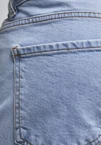 PULL&BEAR - Jeans a sigaretta - mottled light blue