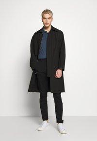 HUGO - GLEN - Chino kalhoty - black - 1