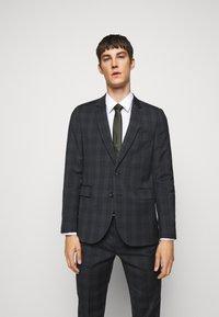 PS Paul Smith - Suit trousers - dark blue - 0