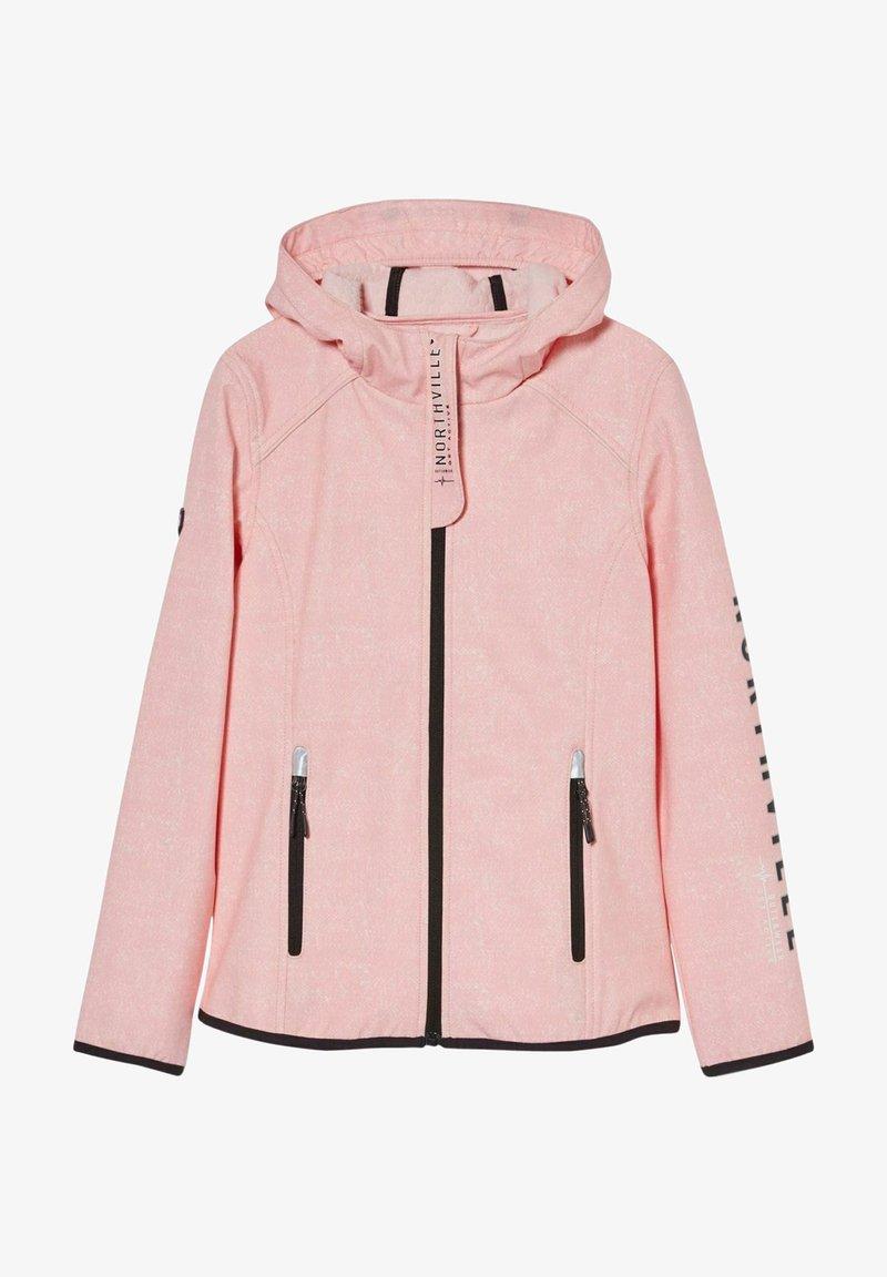 C&A - Light jacket - rose