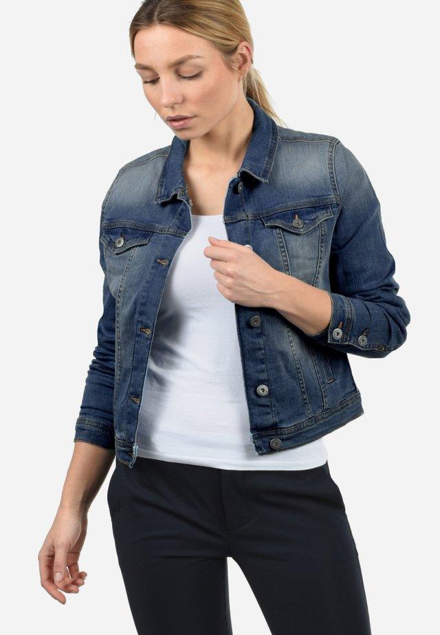JEANSJACKE JEANIE - Giacca di jeans - medium blue
