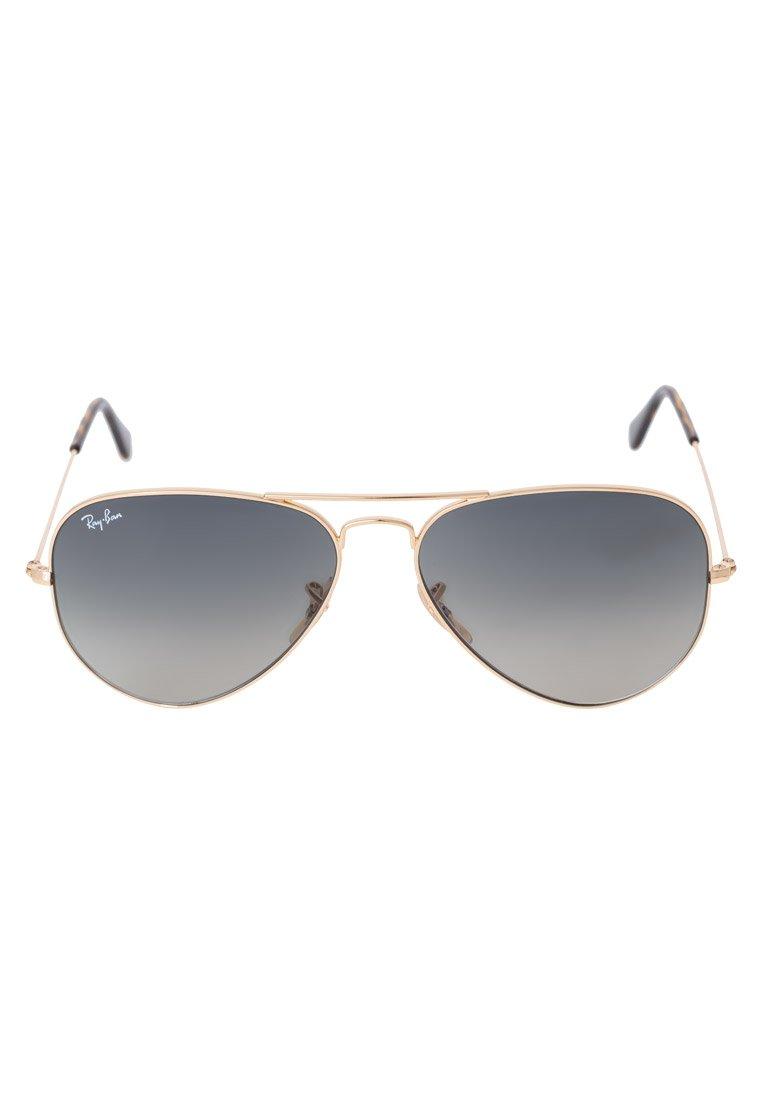 Ray-Ban AVIATOR - Solbriller - gold-coloured/grå n414iMDjTE5dusV