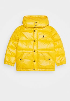 HAWTHORNE - Down jacket - gold bugle