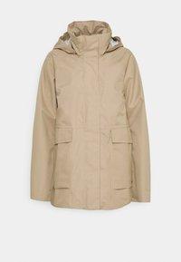 Didriksons - Hardshell jacket - beige - 0