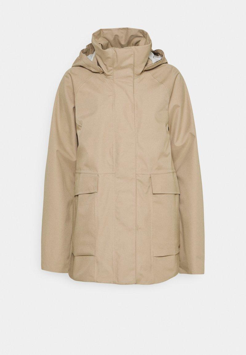 Didriksons - Hardshell jacket - beige