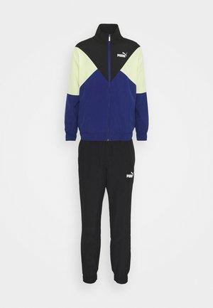 RETRO TRACKSUIT SET - Dres - elektro blue