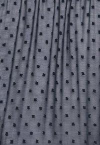 NAF NAF - LAPASTILLETTE - Cocktail dress / Party dress - bleu marine - 2