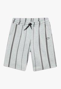 Criminal Damage - STITCH  - Teplákové kalhoty - grey/black - 0