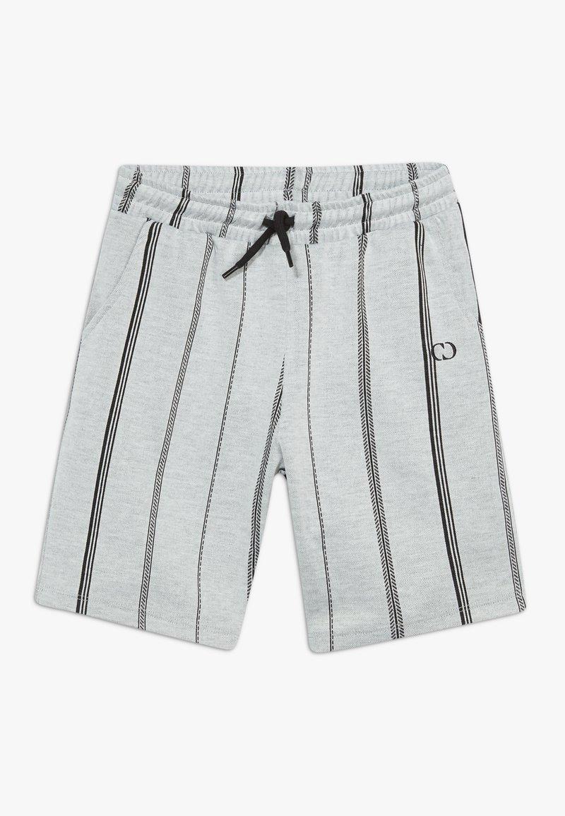 Criminal Damage - STITCH  - Teplákové kalhoty - grey/black