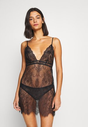 ALL OVER - Nightie - black