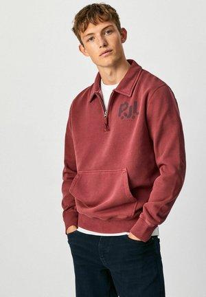 JAEL - Sweatshirt - johannisbeere