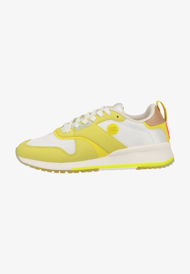 VIVI  - Sneakers laag - yellow