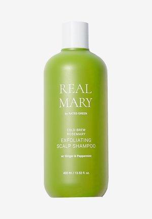 REAL MARY EXFOLIATING SCALP SHAMPOO - Shampoo - -