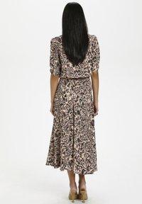 Karen by Simonsen - Maxi dress - java snake - 2