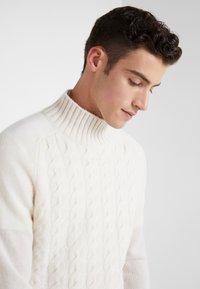 FTC Cashmere - Pullover - pristine white - 4