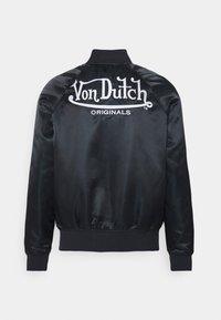 Von Dutch - AVIS - Bomber bunda - black beauty - 8