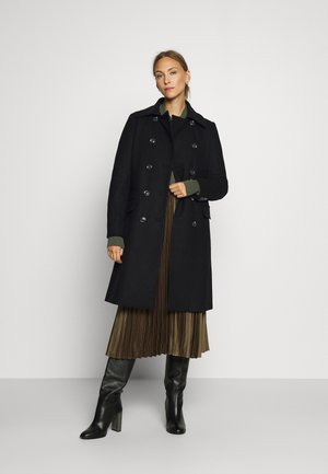 ZAIDA COAT - Wollmantel/klassischer Mantel - black