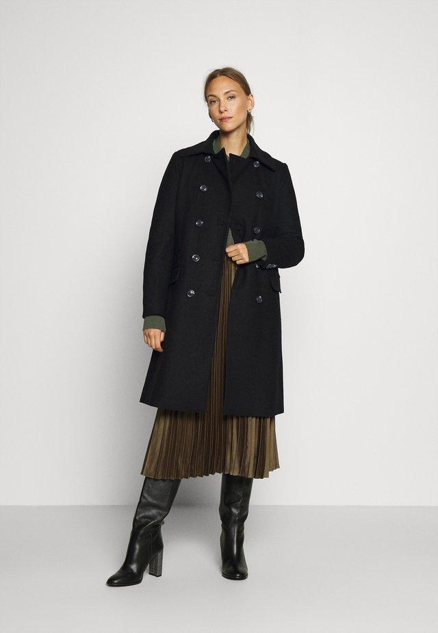 ZAIDA COAT - Cappotto classico - black