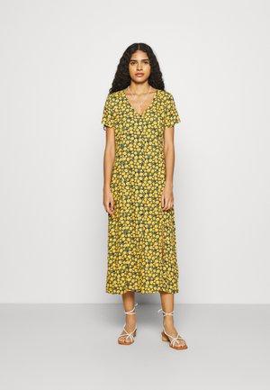 NADILO - Robe d'été - yellow