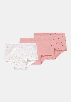 KIDS 3 PACK - Pants - light pink