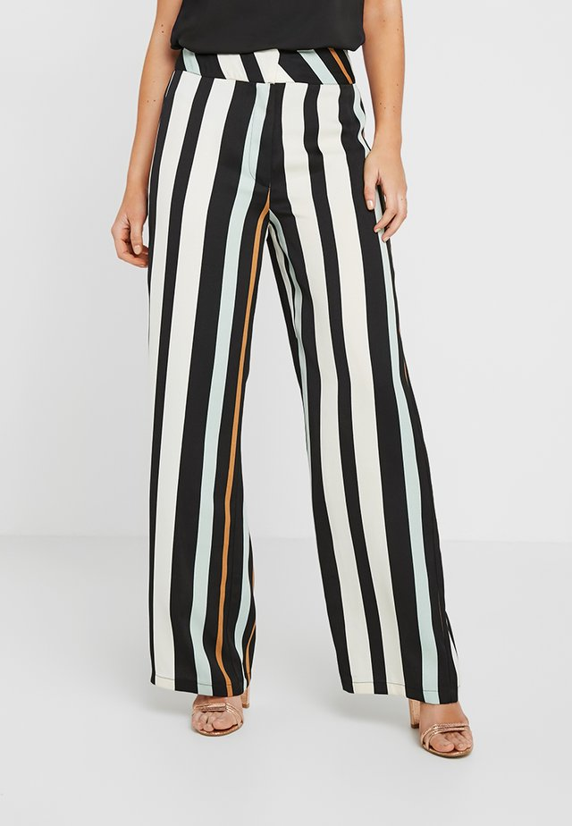 EVY - Spodnie materiałowe - multicolor
