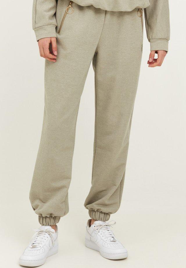 PZISABELL - Pantalon de survêtement - grey