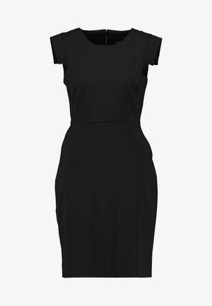 RESUME DRESS BISTRETCH - Shift dress - black