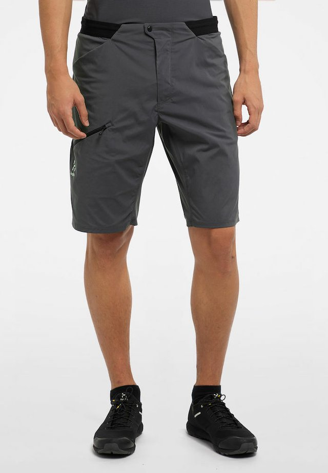 L.I.M FUSE - Shorts outdoor - magnetite