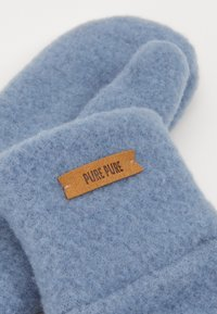 pure pure by BAUER - MINI FÄUSTEL - Mittens - dusty blue - 3