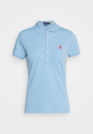 JULIE SHORT SLEEVE - Poloshirts - carolina blue