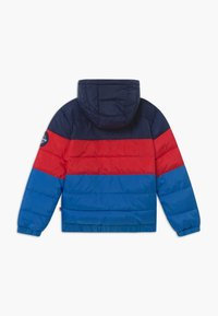 Levi's® - COLORBLOCK PUFFER - Winter jacket - prince blue - 1