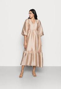InWear - YIVA DRESS - Cocktail dress / Party dress - powder beige - 0