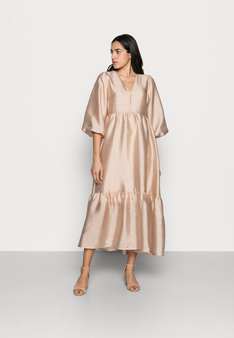 InWear - YIVA DRESS - Cocktail dress / Party dress - powder beige