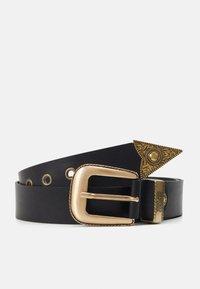 Versace Jeans Couture - Ceinture - black/gold-coloured - 1